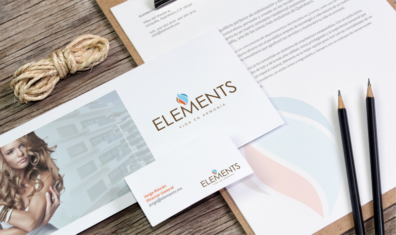 Tarjetas elements