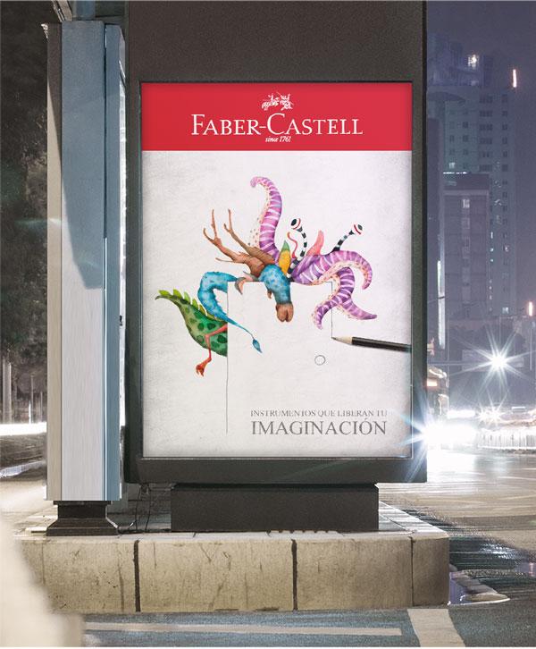 Anuncio Faber Castell