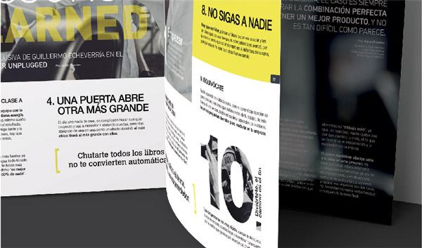 Folleto Revista Klever