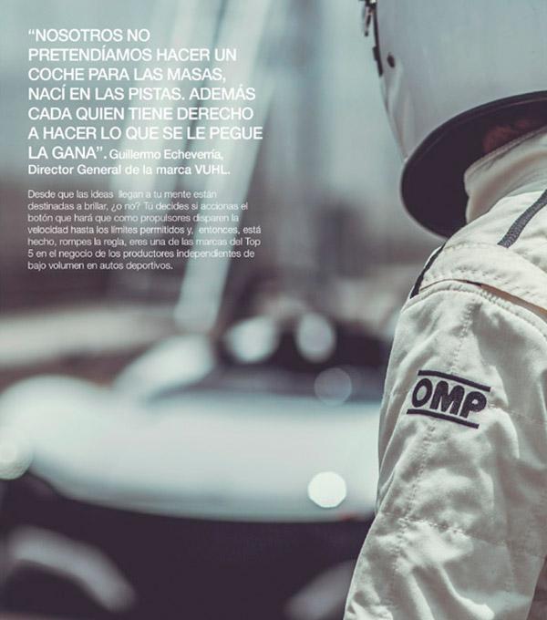 Página Revista Klever