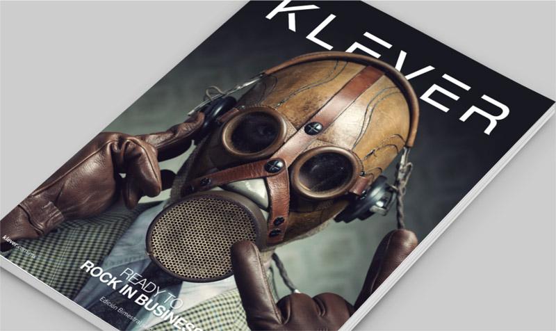 Portada Revista Klever