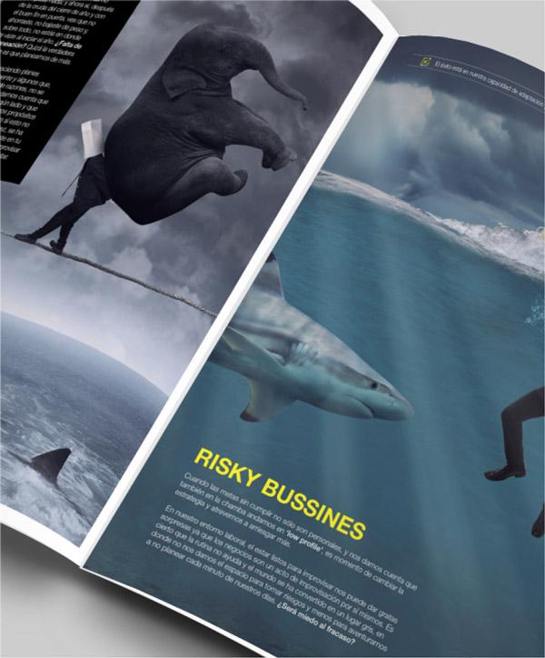 Publicación Revista Klever