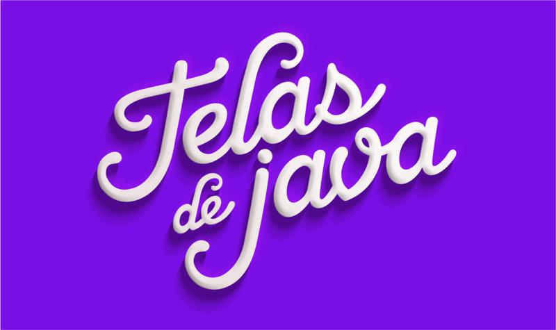 Logo Telas de Java